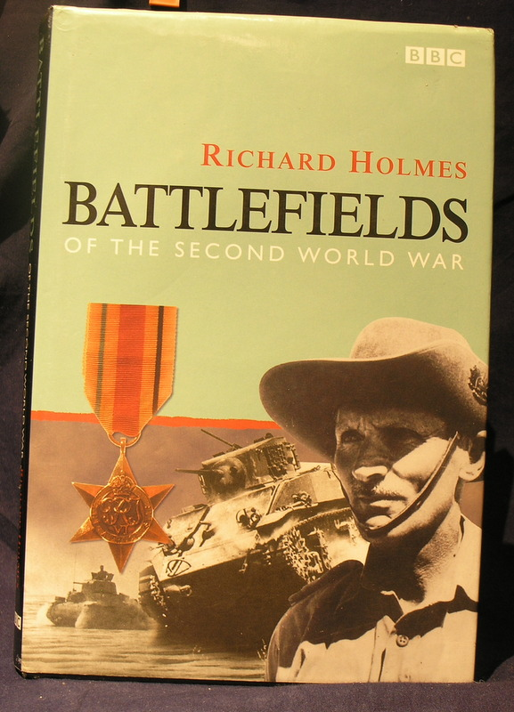 Image for Battlefields of the Second World War