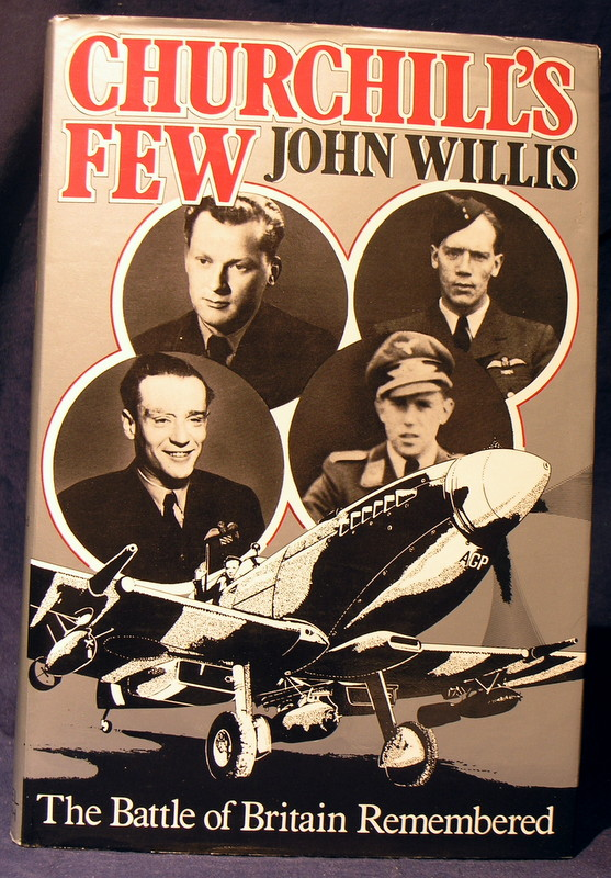 Image for Churchill's Few : The Battle of Britain Remembered.