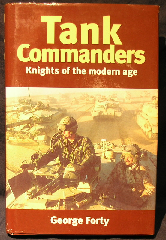 Image for Tank Commanders: Knights of the Modern Age