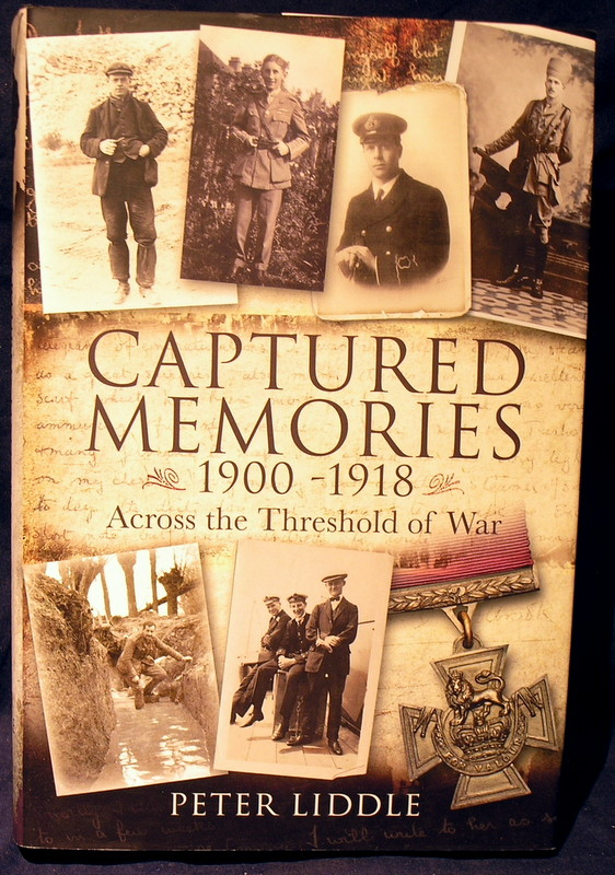 Image for Captured Memories: Across the Threshold of War