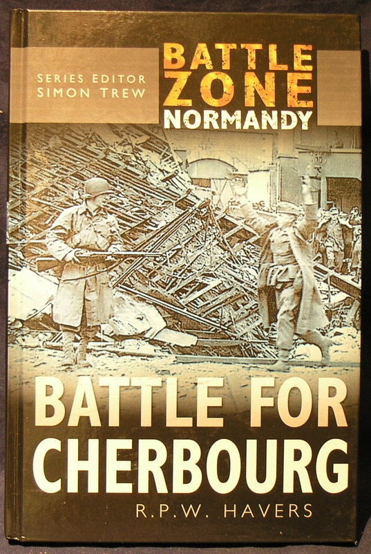 Image for Battle Zone Normandy: Battle for Cherboug.