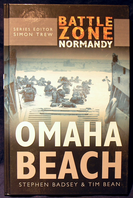 Image for Battle Zone Normandy: Omaha Beach.