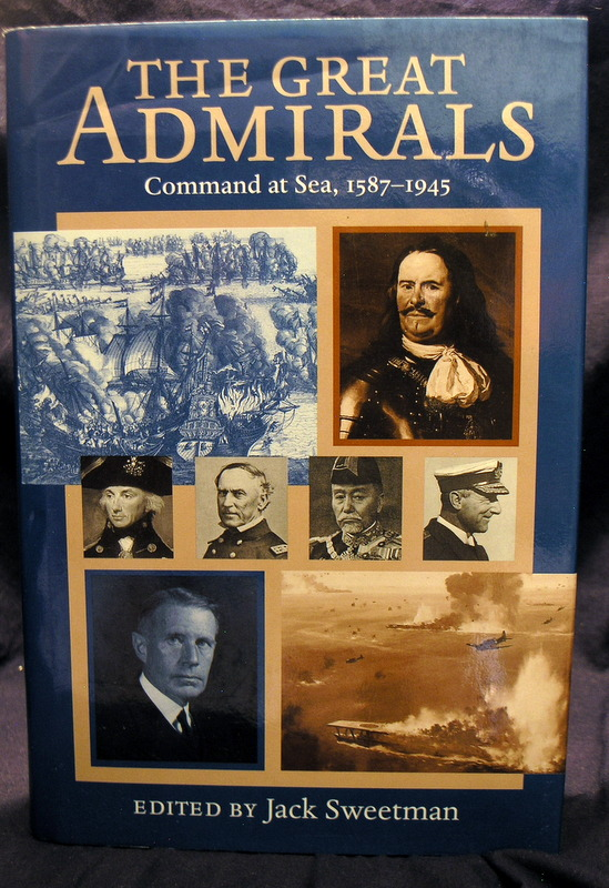 Image for Great Admirals: Command at Sea, 1587-1945 (Naval Institute Press)