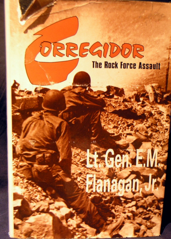 Image for Corregidor: The Rock Force Assault, 1945