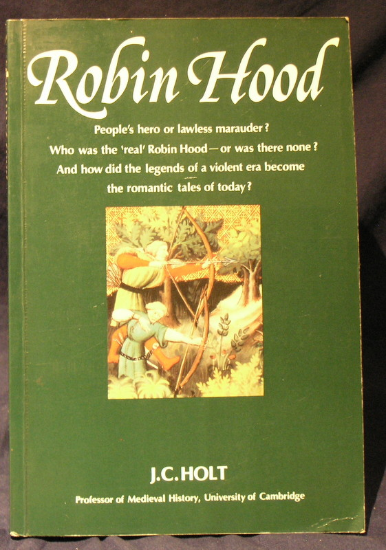 Image for Robin Hood (with 51 Illustrations and 5 Maps)