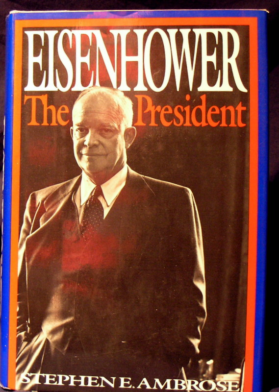 Image for Eisenhower: The President:  Vol 2