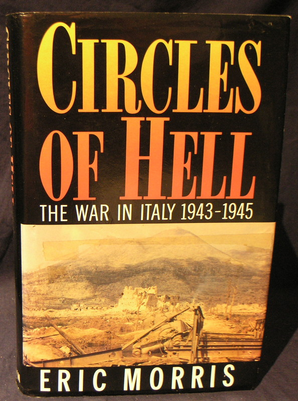 Image for Circles Of Hell:  The War In Italy 1943-1945.