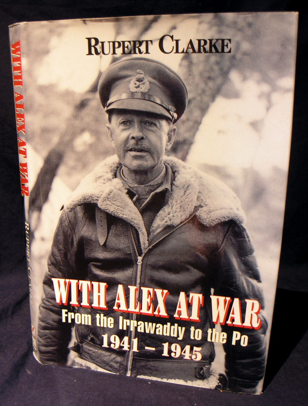 Image for With Alex at War: From the Irrawaddy to the Po, 1941-1945