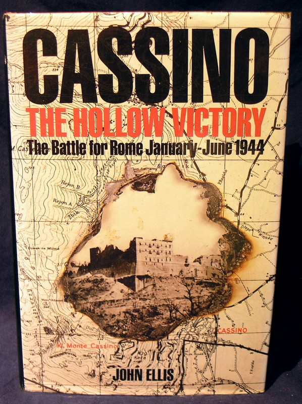 Image for Cassino: The Hollow Victory : The Battle for Rome January-June 1944