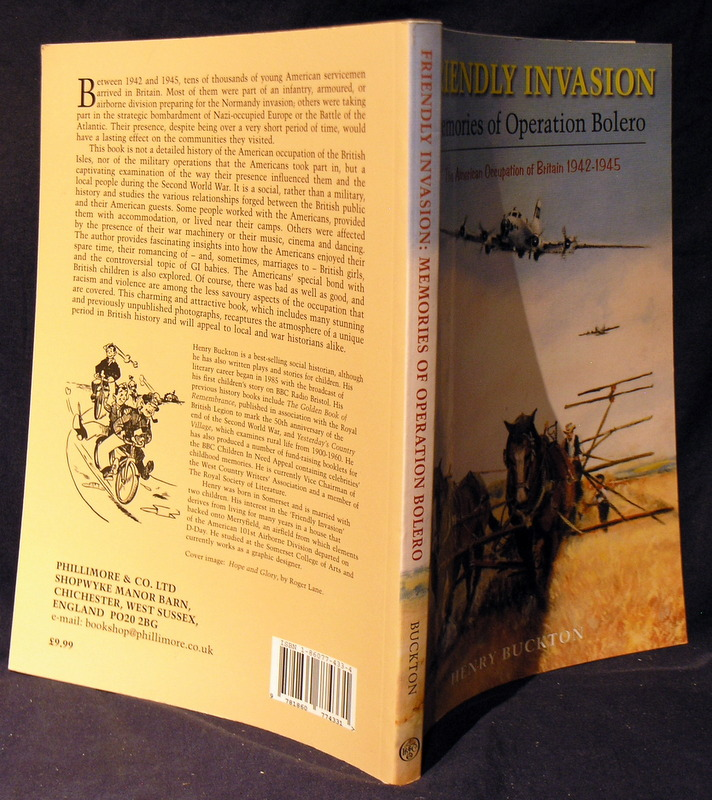 Image for Friendly Invasion: Memories of Operation Bolero, 1942-1945