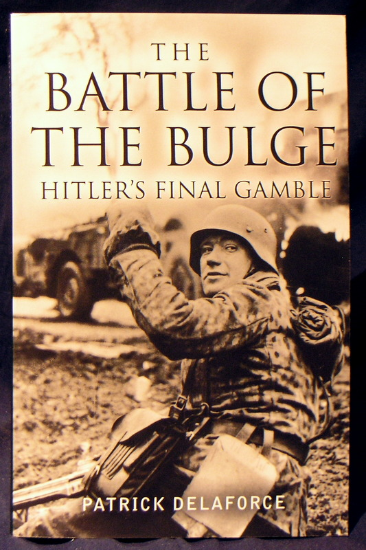 Image for The Battle of the Bulge: Hitler's Final Gamble