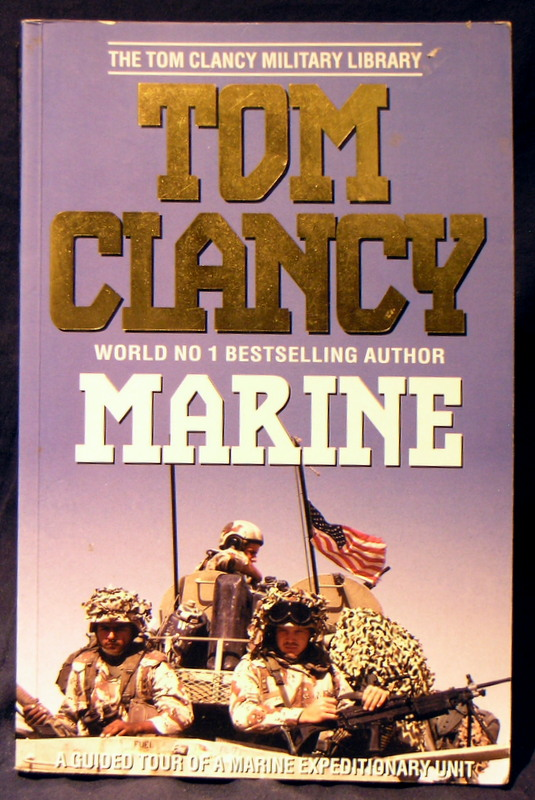 Image for Marine : A Guided Tour of a Marine Expeditionary Unit