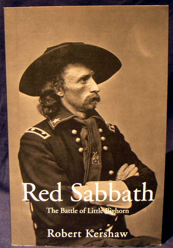 Image for Red Sabbath:The Battle of Little Big Horn.