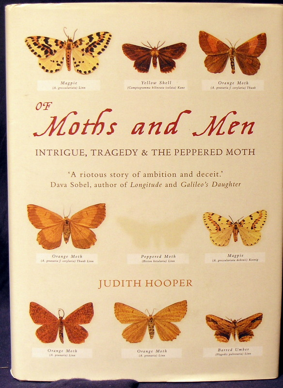 Image for Of Moths and Men: Intrigue, Tragedy and the Peppered Moth