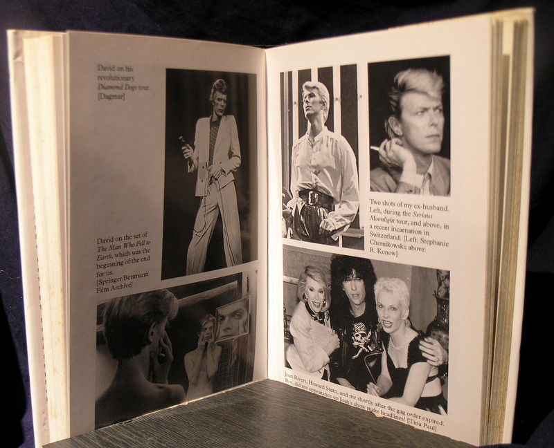 Image for Backstage Passes: Life on the Wild Side with David Bowie
