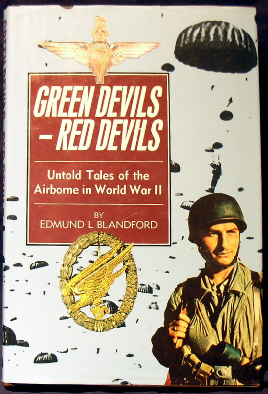Image for Green Devils - Red Devils : Untold Tales of the Airborne in World War II