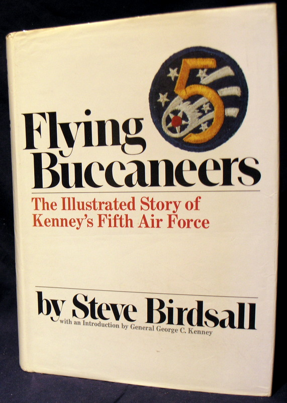 Image for Flying Buccaneers : Illustrated Story of Kenney's Fifth Air force