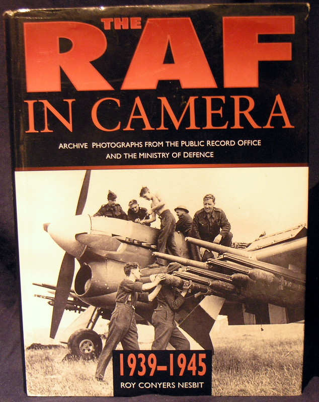 Image for The RAF in Camera 1939-1945