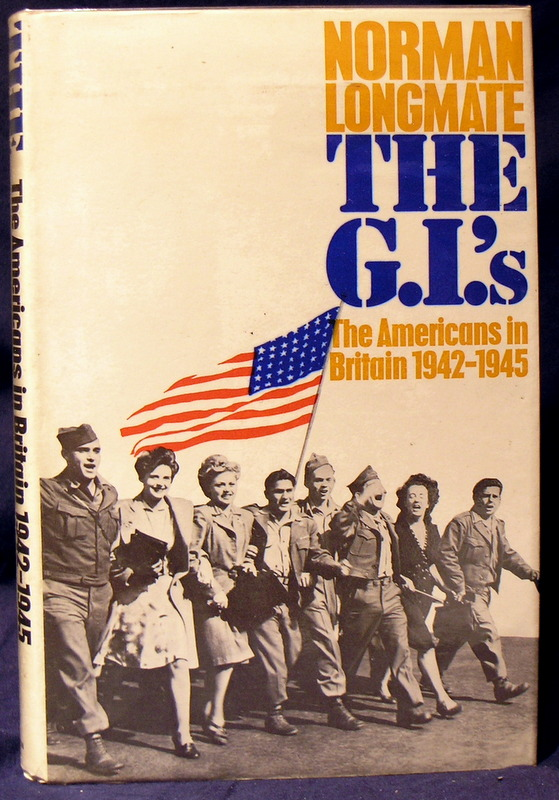 Image for The G.I.'s: The Americans in Britain 1942-1945