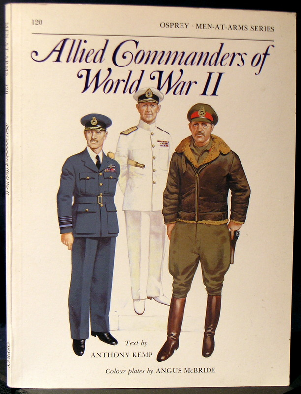 Image for Allied Commanders of World War II (Men-at-Arms)