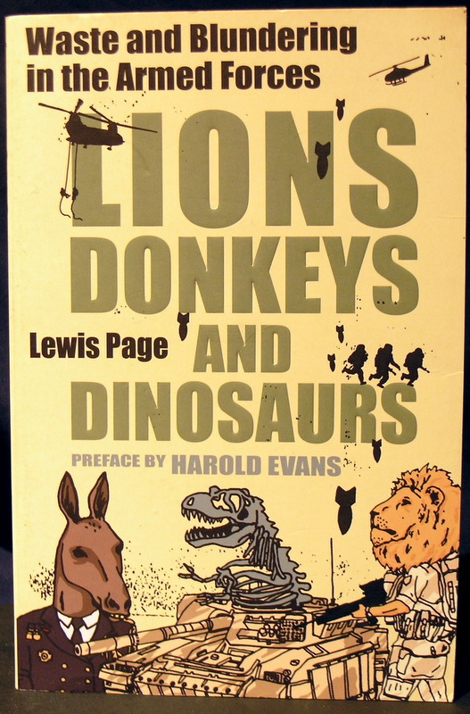 Image for Lions, Donkeys and Dinosaurs
