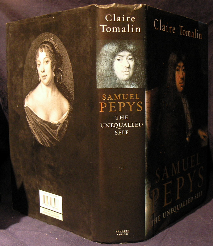 Image for Samuel Pepys: The Unequalled Self