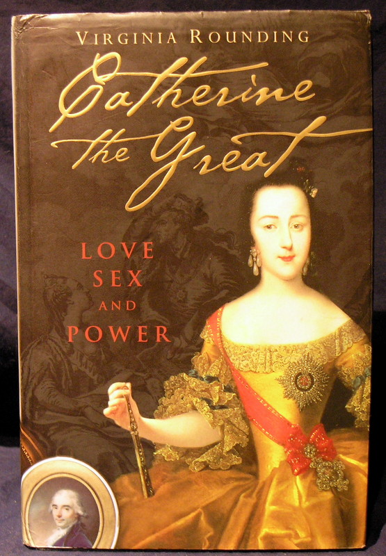 Image for Catherine The Great: Love Sex and Power