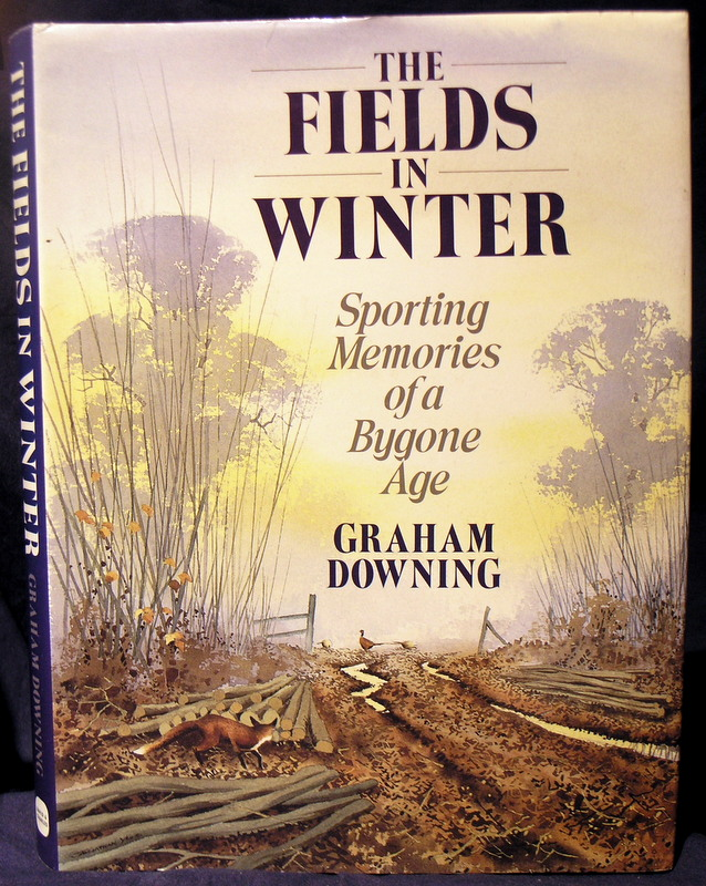Image for The Fields in Winter: Sporting Memories of a Bygone Age.