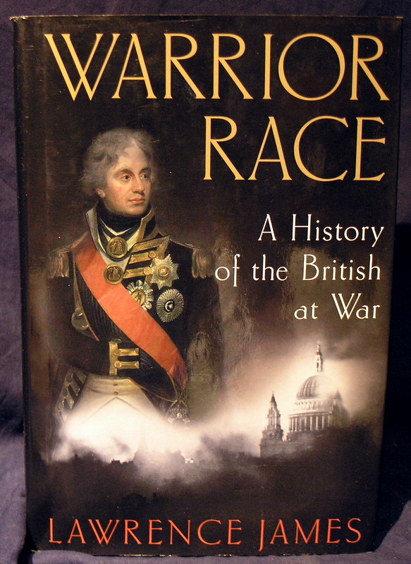 Image for Warrior Race: A History of the British at War
