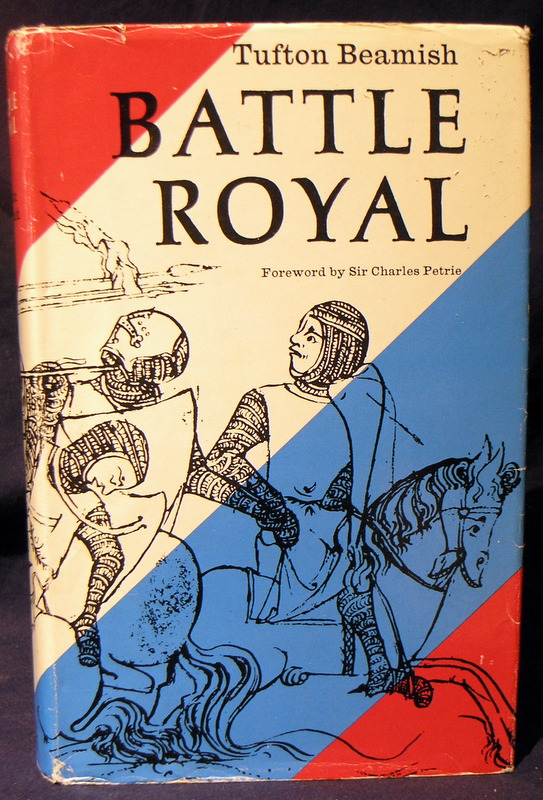 Image for Battle Royal A New Account of Simon de Montford's Struggle Against King Henry III