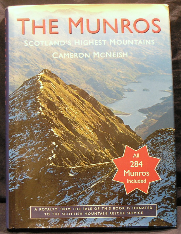 Image for The Munros: Scotland's Highest Mountains.