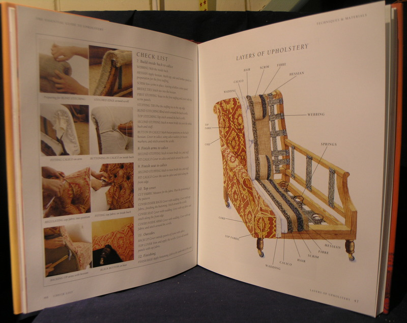 Image for The Essential Guide to Upholstery