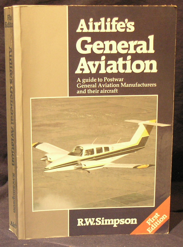 Image for Airlife's General Aviation: A Guide to Postwar General Aviation Manufacturers and Their Aircraft