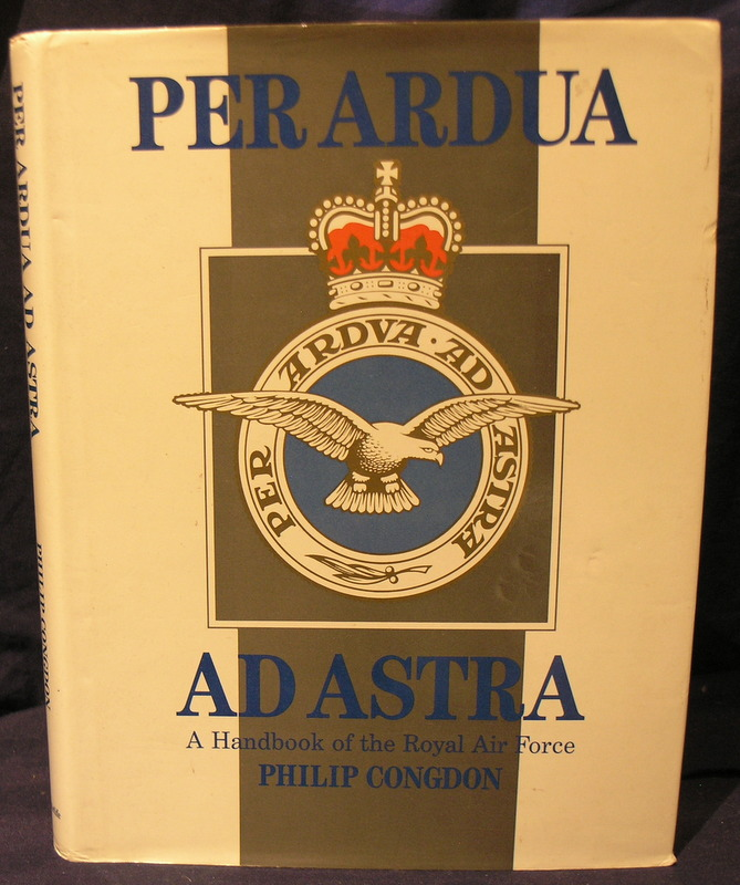 Image for Per ardua ad astra: A handbook of the Royal Air Force