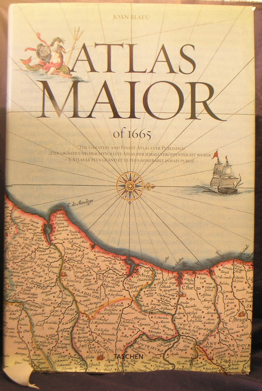 Image for Atlas Maior of 1665.