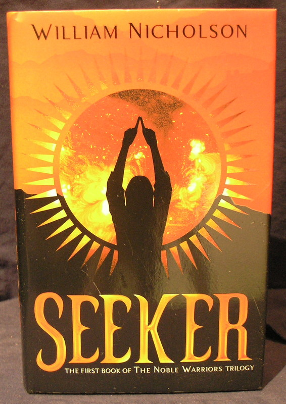 Image for Seeker: First book of The Noble Warriors Triology