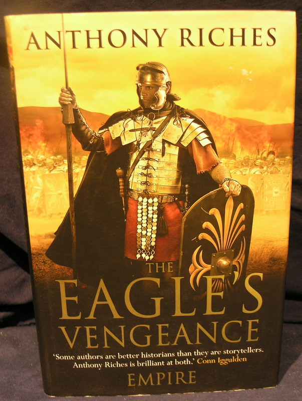 Image for The Eagle's Vengeance