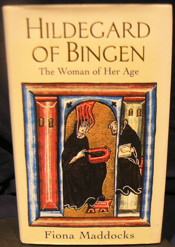 Image for Hildegard of Bingen The Woman of Her Age