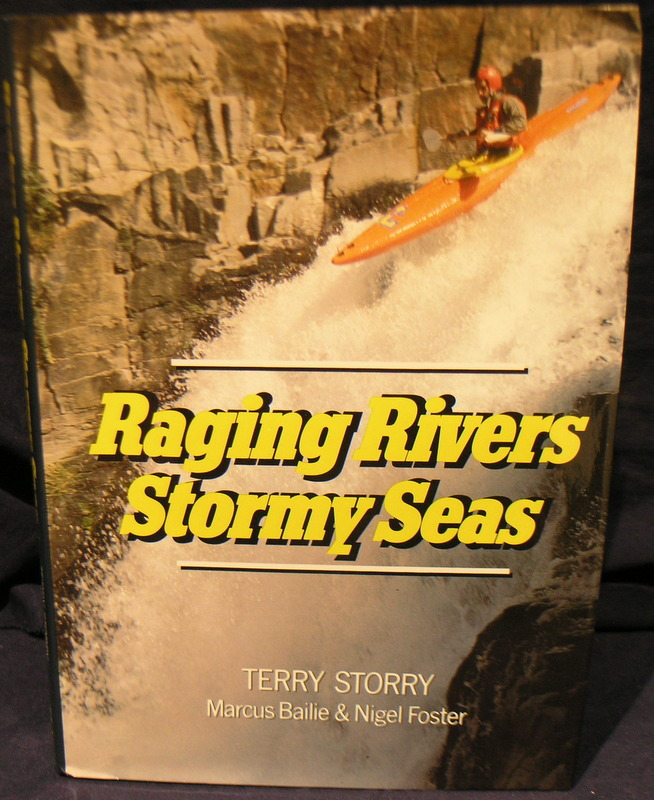 Image for Raging Rivers Stormy Seas