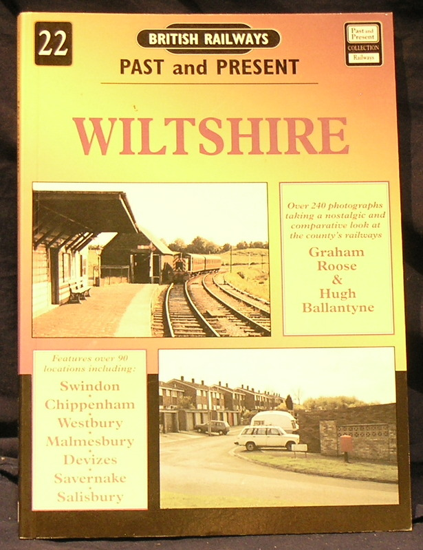 Image for Wiltshire (British Railways Past & Present)