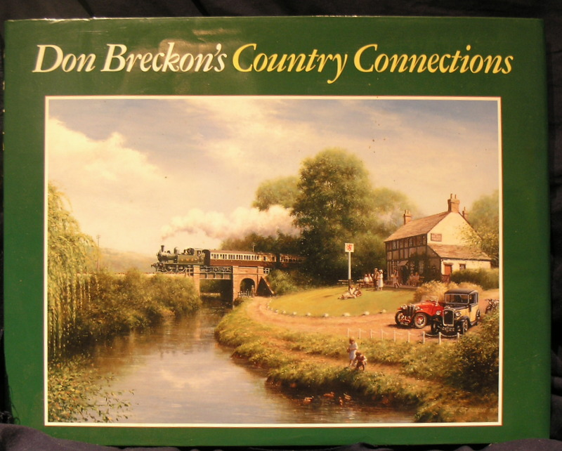 Image for Don Breckon's Country Connections