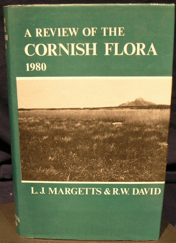 Image for Review of the Cornish Flora 1980