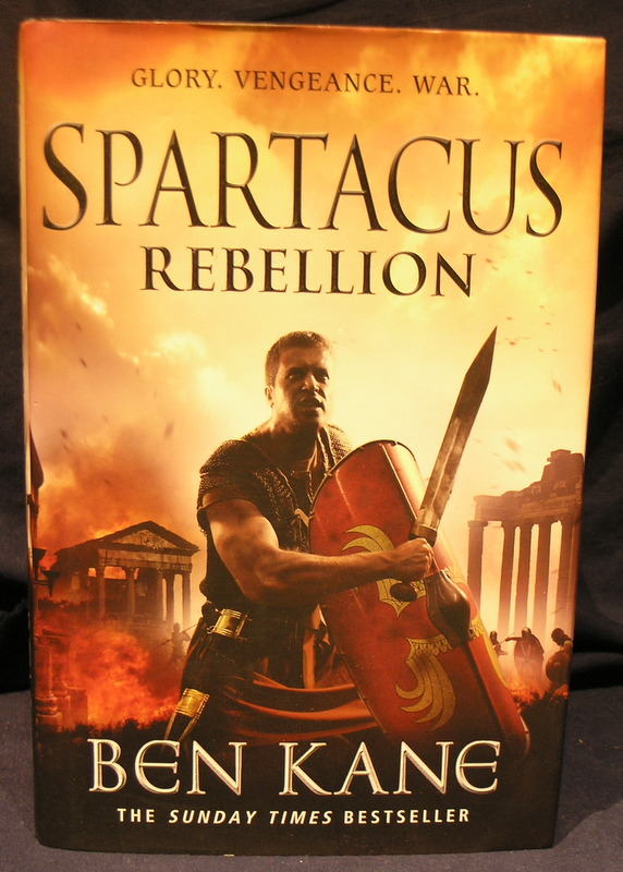 Image for Spartacus: Rebellion