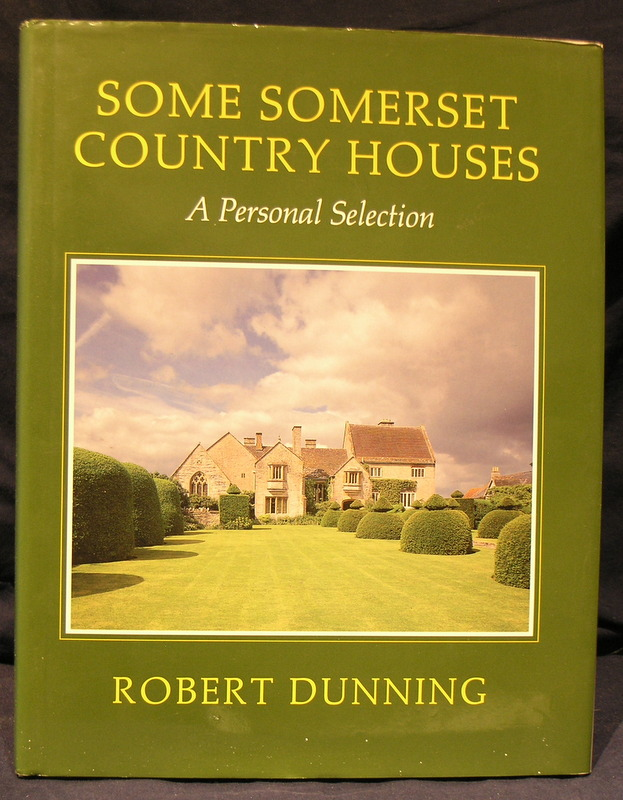 Image for Some Somerset Country Houses