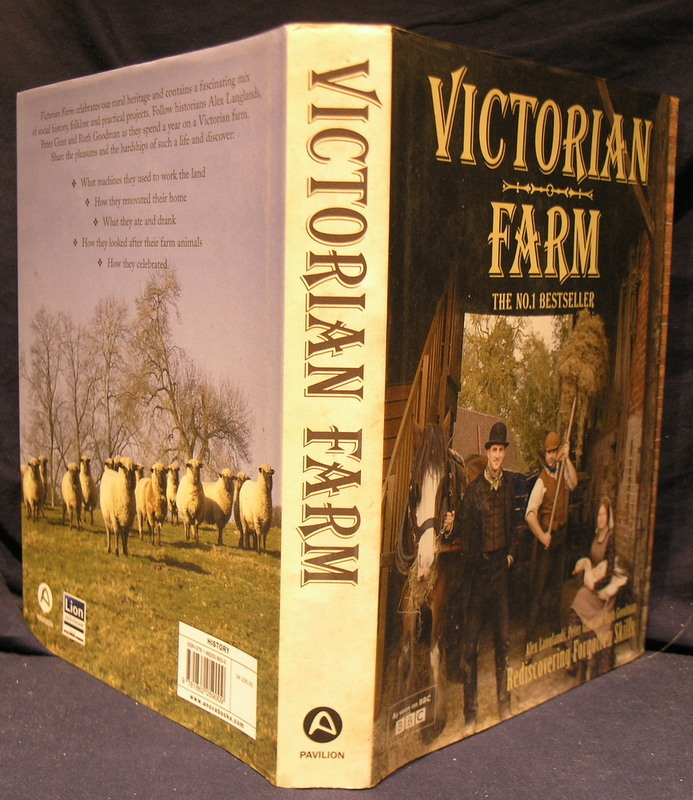 Image for Victorian Farm: Rediscovering Forgotten Skills