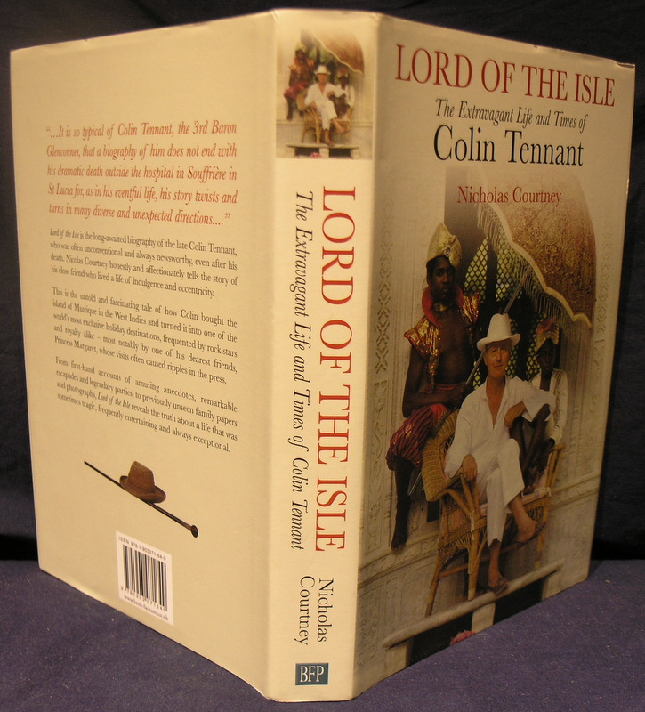 Image for Lord of the Isle: The Extravagent Life and Times of Colin Tennant (Lord Glenconner)