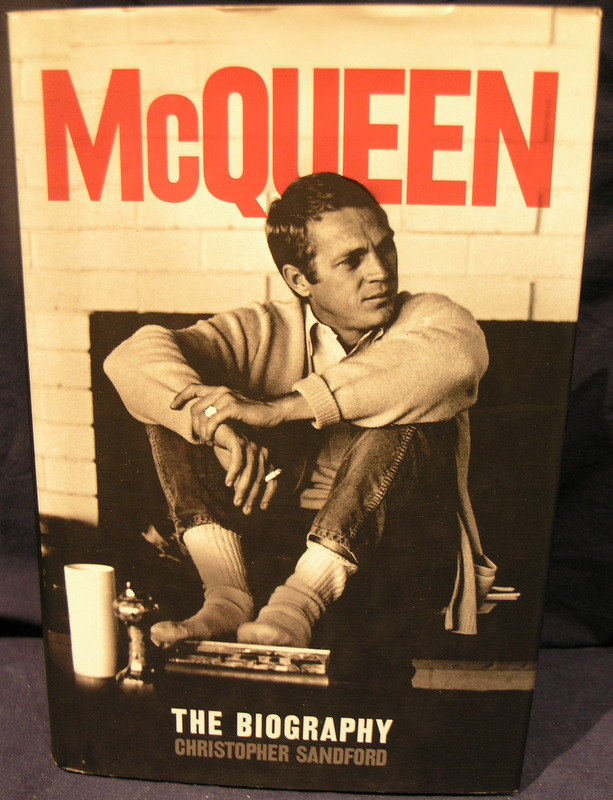 Image for McQueen: The Biography