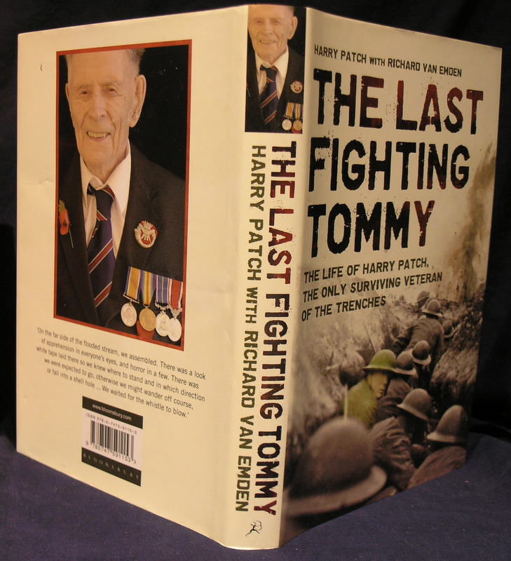 Image for The Last Fighting Tommy