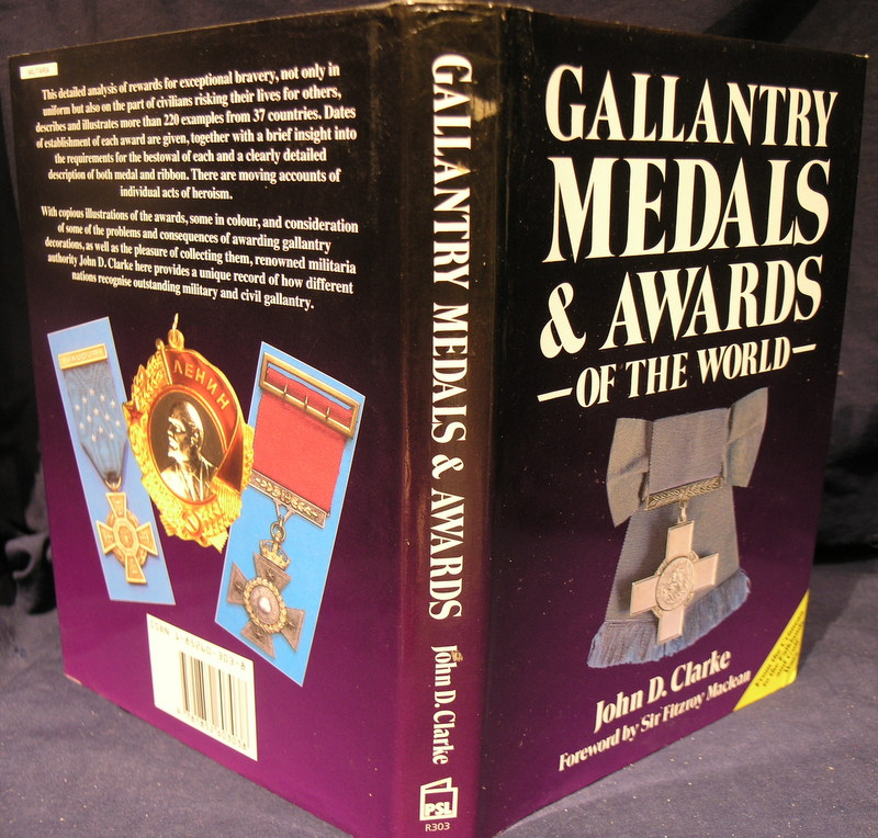 Image for Gallantry Medals and Awards of the World