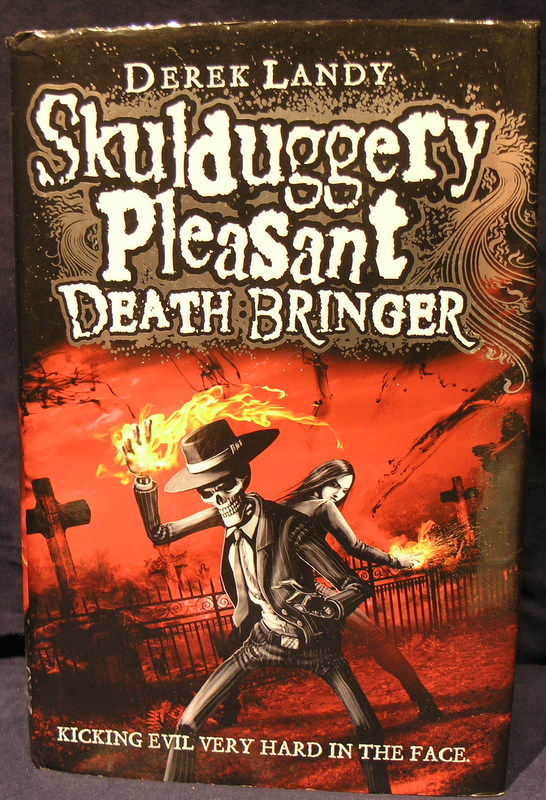 Image for Skulduggery Pleasant - Death Bringer